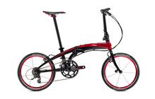 tern Verge X20 black/red